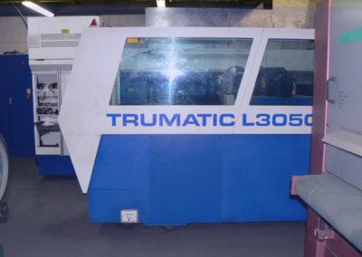 Trumpf Trumatic L3050 Laser Cutter