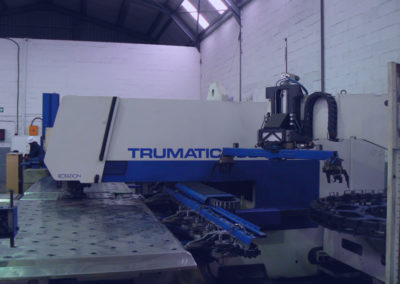 Trumpf 500 Punching Machine