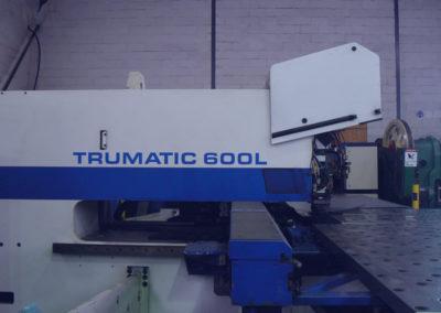 Trumpf 600 Punching and Laser Cutting Machine