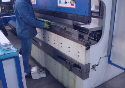 Operator bending sheets