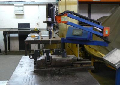 Multipunch studpressing machine