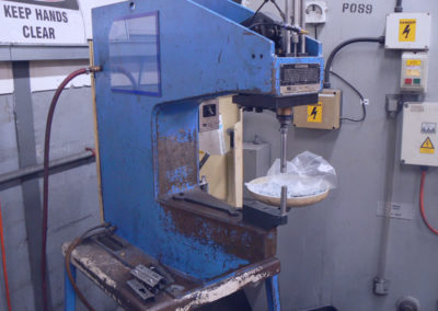 Multipunch Stud Pressing machine